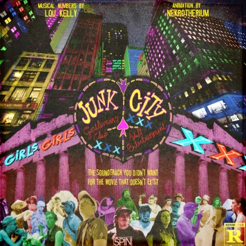 Junk City album cover