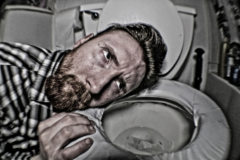 Lou Kelly - toilet